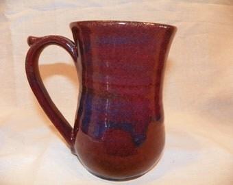 Amethyst  Red/Blue Mug 12 oz
