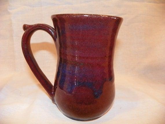 Amethyst  Red/Blue Mug