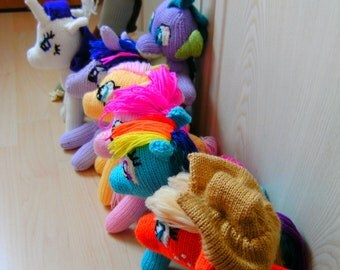 MADE TO ORDER Any My Little Pony plushie