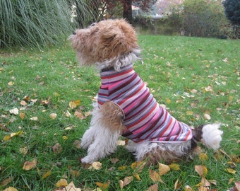 warm, comfortable, double sided wool sweater
