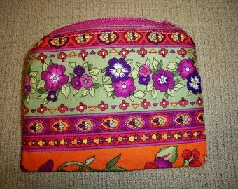 Zippered Coin purse