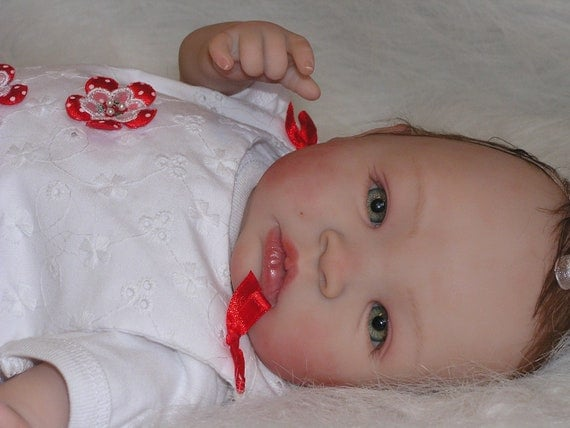 Reborn Girl Doll Shyann by Aleina Peterson Private Listing for Brenna