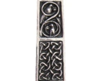 Pewter Anglo Saxon Cross
