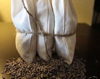Dryer Sachets- Organic Lavender