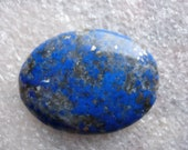 Azurite with Quartz and Pyrite
