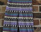 aztec navajo bike pants cycling shorts