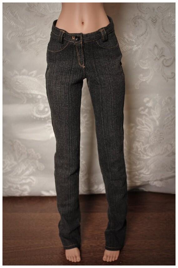 SD BJD Jeans / pants for SOOM Supergem Vesuvia female doll