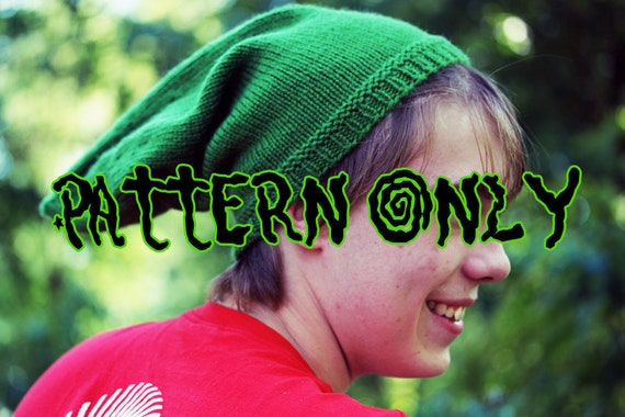 Legend Of Zelda Knitting Pattern : Items similar to legend of zelda link cap knitting pattern