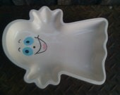 Happy Ghost Candy Dish