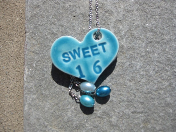 SWEET 16 Necklace
