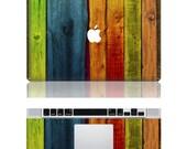 Wood texture - - Macbook Decal Mac Book Pro Air Decals Mac Book Apple Sticker Mac Decals Macbook