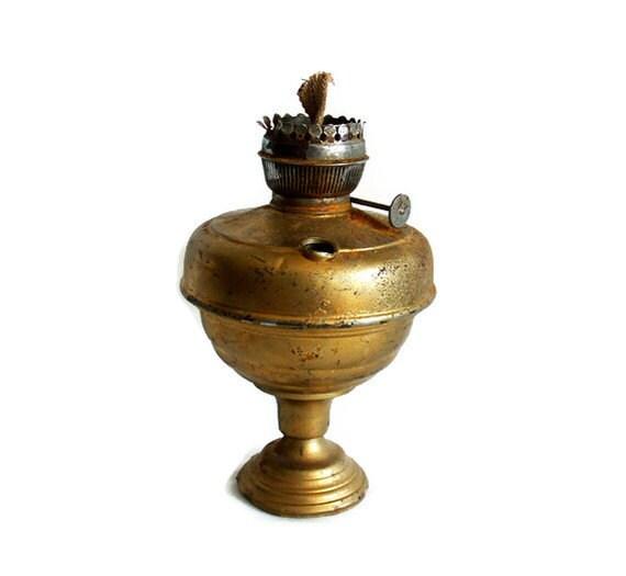 Ditmar Burner Kerosene Oil Lamp 1920s AUSTRIAN By