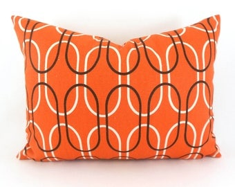 Lumbar Pillow Decorative Pillow Cover Pillows Home Decor Premier Prints Shiba Sweet Potato Orange