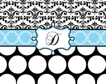 Shower Curtains black and blue shower curtains : Zebra Personalized Shower Curtain Black and White with Hot