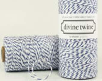 Divine Twine-BLUEBERRY - 240 yards