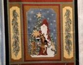 Nostalgic Noel Fabric Panel