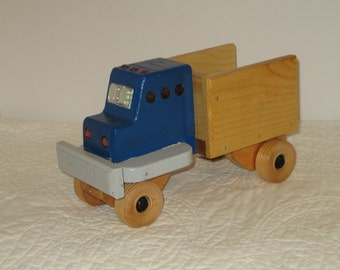 FARM TRUCK , or  UTILITY Truck,  wooden ready to Haul.