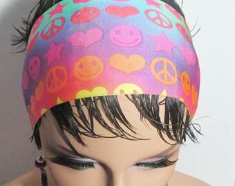 Double sided Stretch Headband