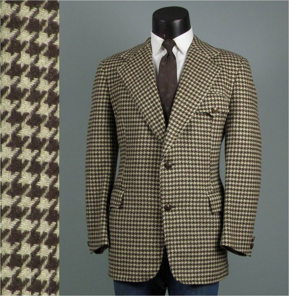 Brown Old Fashioned Suits