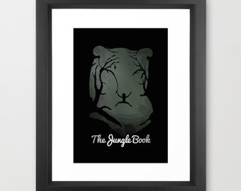 Disney's The Jungle Book Poster