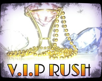 V I P / Rush Order//// 48 Hour Turn Around Time - Ships Out Next Business Day - Rush My Extensions