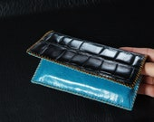 iPhone 5 leather wallet