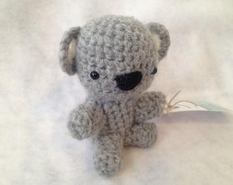 Amigurumi Koala Stuffed Animal