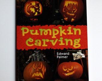 Halloween Pumpkin Carving Instruction Book