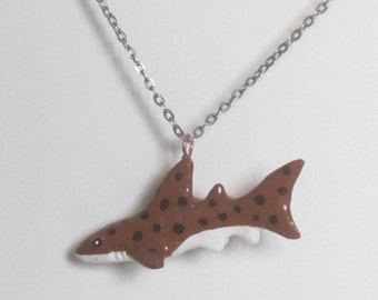 Spotted Shark Necklace