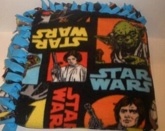 Star Wars Fleece Blanket
