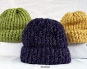 Custom order - Warm winter hat :)