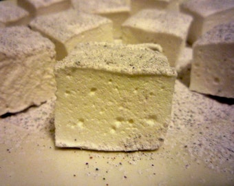 Blackberry-vanilla marshmallows (1/4 lb.)