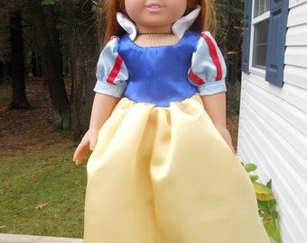 Disney Snow White princess dress