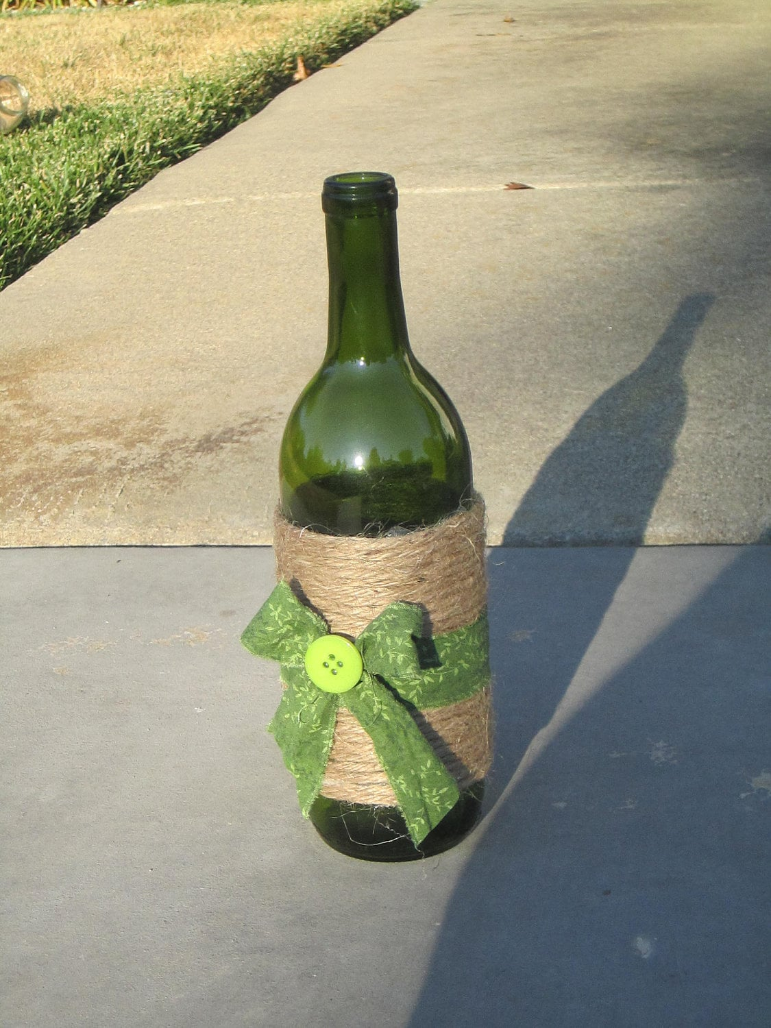 Decorated wine bottle for Wine bottles decorated with flowers