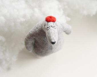 Mole Plush Toy, Stuffed toy Mole