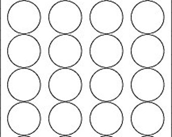 Genius image throughout printable circle stickers