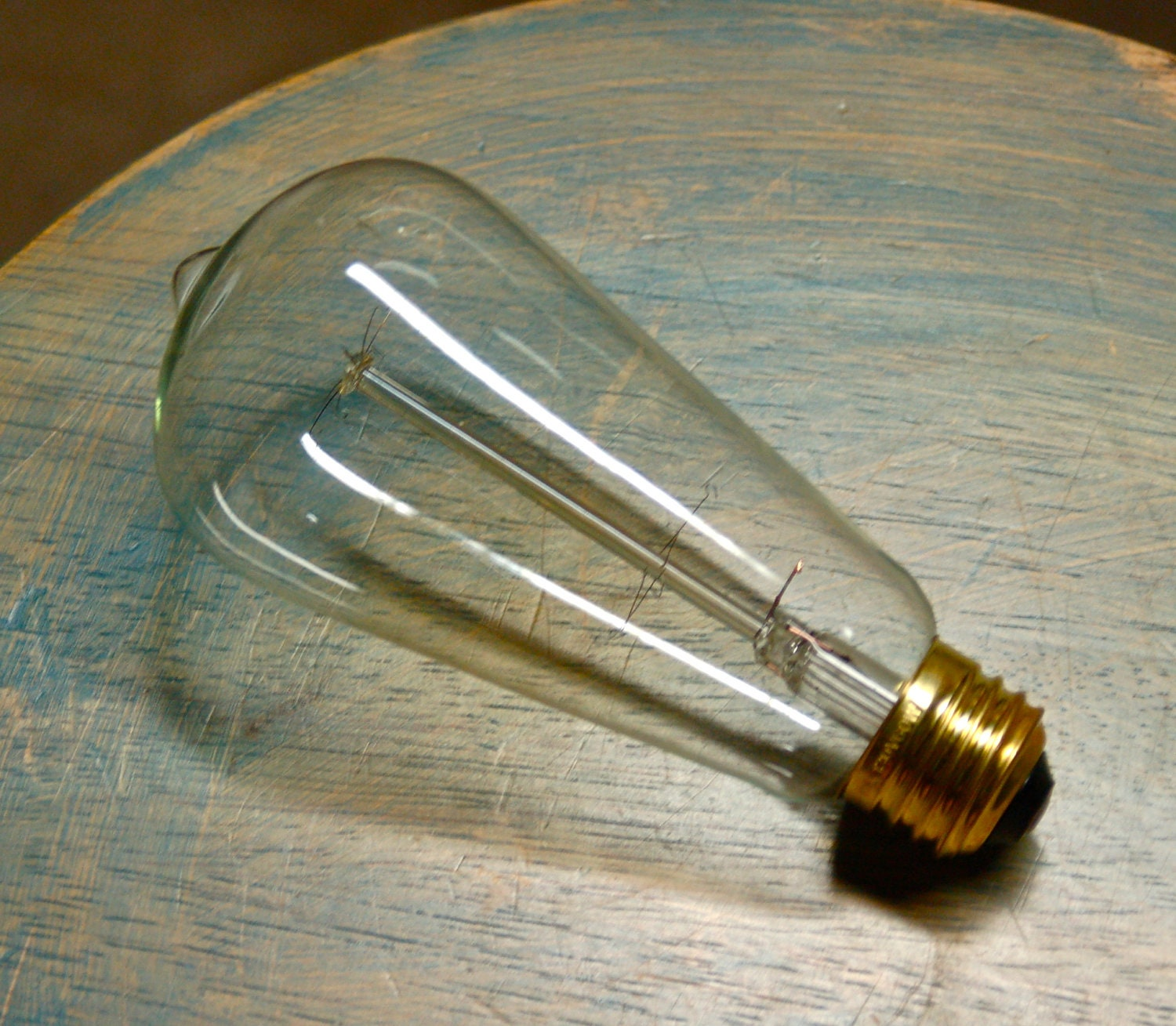 Marconi Style 60 Watt Light Bulb Vintage Edison Reproduction
