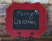 Chalkboard insert for 5x7 or 8x10 frame