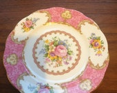 Lovely Royal Albert Lady Carlyle side plate