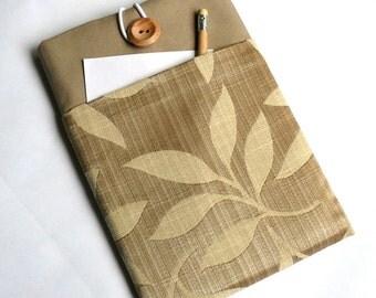 iPad Mini Sleeve iPad Mini 2 retina Case iPad mini 3 Padded Cover with Pocket - SUPERIOR Shock Absorbent Foam Padding - Designer Fabric