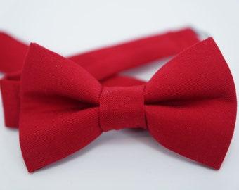 Bow Tie - Red Bowtie