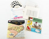 Master Reels North Carolina View-Master Set A890