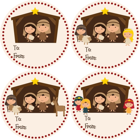 Christmas Gift Label Stickers Part - 44: Like This Item?