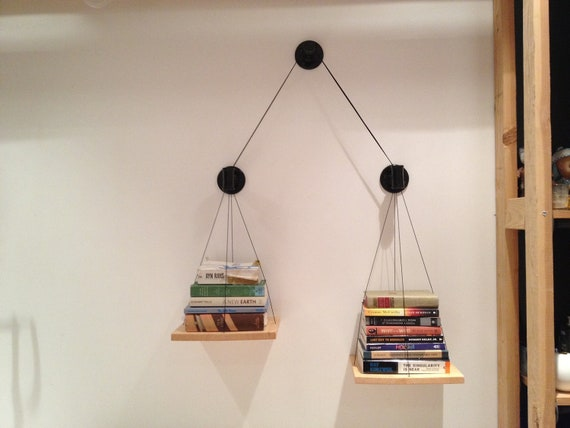 Black Balance Bookshelf (Limited Edition)