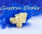 Custom order 25 lavender tutu for Jen