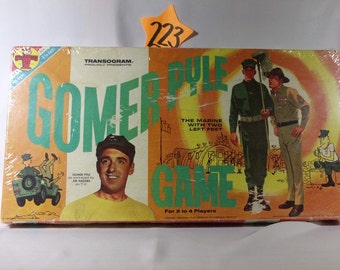 1960's Gomer Pyle Game by Transogram