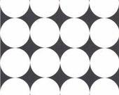 SALE! 1/4m Disco Dot Charcoal - Michael Miller