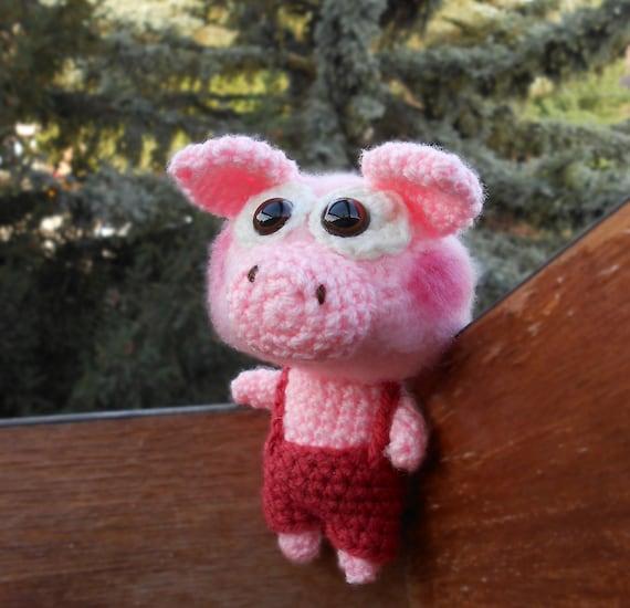 Items similar to Parker - SUPERCUTE crocheted amigurumi ...
