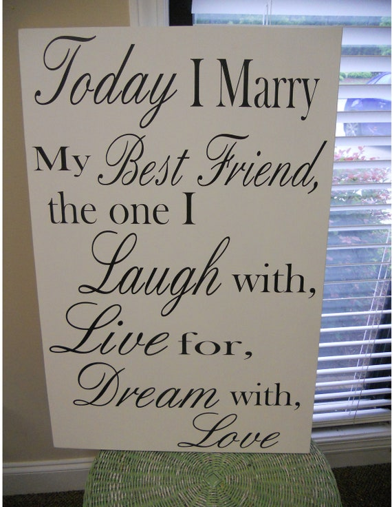 It S My Wedding Day Quotes: Ceremony Sign Wedding Signs