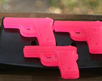 Girls Like Guns Too Glycerin Soap Choose Scent
